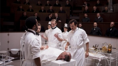 Operating Theater for The Knick on Cinemax